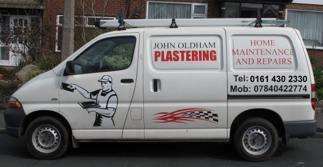Plasterer High Peak